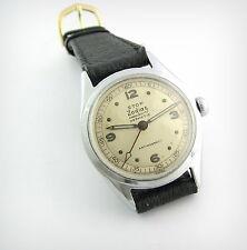 Vintage Watch....ZODIAC HERMETIC....Stop Second.... 50's ...Stunning!!!