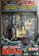Walking Dead Comic Series 2 PX Previews The Governor & Zombie Penny