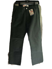 Levi's 505 Boys Straight Leg Jeans Green Size 16 Regular