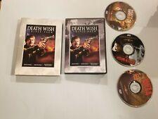 Death Wish Triple Pack - Death Wish 2 3 & 4 (DVD, 2007)