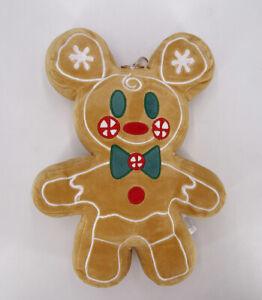 Gingerbread Man Stuffed Plush 2022 Minnie Mouse 32cm Doll Christmas
