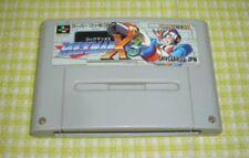 Used Nintendo Super Famicom Rockman X3 SFC Japan