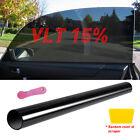 "3M Uncut Roll Window Tint Film 15% VLT 20"" x 10'ft Feet Car Home Office Glass"