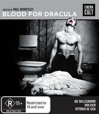Blood For Dracula (Blu-ray, 2014)
