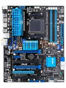 ASUS M5A99FX PRO R2.0 AMD 990FX Motherboard Socket AM3+ DDR3 ATX