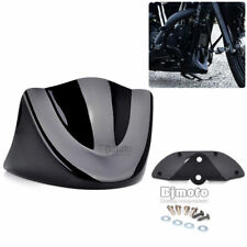 Motorcycle Lower Front Chin Air Dam Spoiler Fairing for Harley Dyna 2006-Up