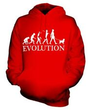BRUSSELS GRIFFON EVOLUTION OF MAN UNISEX HOODIE MENS WOMENS LADIES DOG GIFT