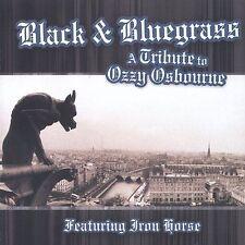 NEW Black & Bluegrass: A Tribute to Ozzy Osbourn & Black Sabbath (Audio CD)
