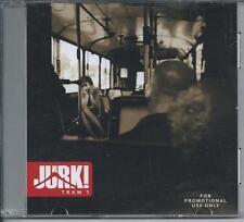 JURK! - tram 7 PROMO CD SINGLE 1TR 2009 HOLLAND RARE!!