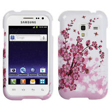 For Samsung Galaxy Admire 4G R820 Hard Case Snap On Phone Cover Spring Flower