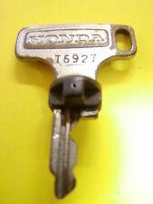 Honda Schlüssel Oem Precut Key  T6927 Honda CB 750 Four K0 Sandcast