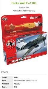 Airfix focke wulf Fw190D