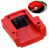 For Milwaukee 49-24-2371 M18 Lithium-Ion Power Source DC12V USB Port Charger US
