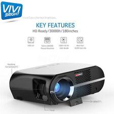 GP100 LCD Video Projector w/1080P Full-HD Level Quality 5000 Lumens 90-240V USB