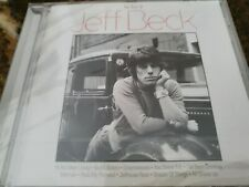 CD:  The Best Of: JEFF BECK (2008)