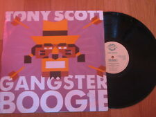 "a3 12"" vinyl record TONY SCOTT GANGSTER BOOGIE  - THE CHIEF prod Fabian Lenssen"