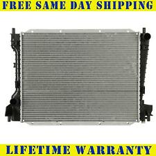 Radiator For 2000-2009 Lincoln LS Jaguar S-Type No Transmission Oil Cooler