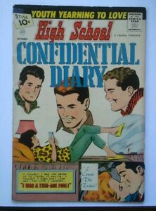 High School Confidential Diary #9 (1961)