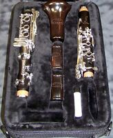 Backun F Series Bb Soprano Clarinet with BAM Case
