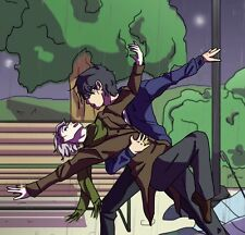 Yuri!!! On Ice Viktuuri Victuuri Poster Print! [Dancing In The Rain]