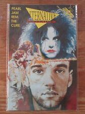 Very Rare Alternative Comic Book w/the Cure/R.E.M./Pearl Jam (sealed)
