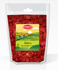 SUNBEST Sun-Dried Tomatoes Halves 2 lbs in Resealable Bag