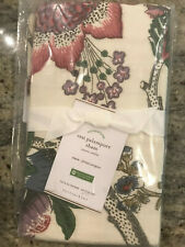 Pottery Barn Resi Floral Palampore Euro Sham New