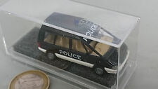 Praliné ce Busch 5505 renault espace police h0 HOCHDACH 1:87 voiture de police neuf dans sa boîte