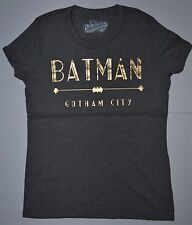 Brand New Old Navy Collectabilitees Batman DC Comics T-shirt Gray S