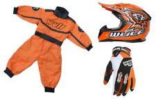 Pantalones de motocross azules Wulfsport