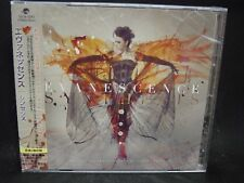 EVANESCENCE Synthesis JAPAN CD The Age Of Information Seether Nu Metal