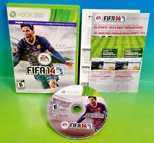 FIFA 14 Soccer - XBOX 360 GAME COMPLETE  FREE SHIPPING