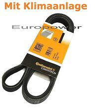 CONTITECH V-Ribbed Belt for Opel Astra H 1.7 CDTI with Air Conditioning NEW