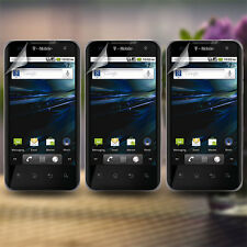Lot 3X Crystal Clear Screen Protector Guard Film for LG Optimus G2X P999 P990