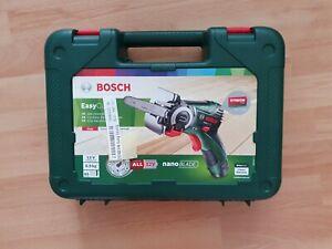 Bosch Akku Säge EasyCut 12 NanoBlade-Sägeblatt Lithium Ion 12 Volt System Koffer