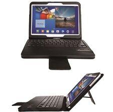 Bluetooth Tastatur Keyboard Case Hülle für Samsung Galaxy Tab 3 10.1 P5200 P5210