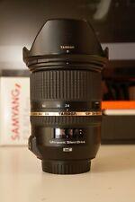 Tamron SP 24-70mm f/2.8 Di VC USD Lens for Canon 5D 6D 7D 1D EOS R RP R5