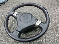 RARE JDM NISSAN Skyline R34 GT-T Sterring Wheel w/Airbag w/Tiptonic controls
