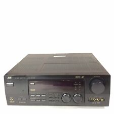 JVC Stereo Receiver RX-884V 310 W Black Sounds Great Good Condition Tested