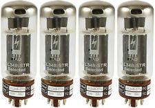 NEW - Tube Amp Doctor TAD EL34B EL34 Tube Matched Quad