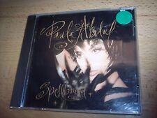 1991 Paula Abdul Spellbound CD
