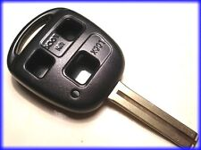 3 BUTTON KEY FOB CASE for LEXUS RX400H SC430, RX300 IS200/300 GS300 short Blade