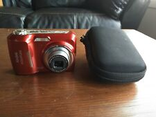 Kodak EasyShare C1530 14.0MP Digital Camera - Red with case. Excellent!!!!!