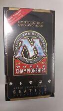 MAGIC THE GATHERING MTG WORLD CHAMPIONSHIPS 1998 SEATTLE VIDEO BRIAN HACKER