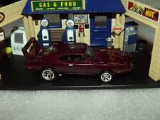 HOTWHEELS 1970 CUSTOM FAST & FURIOUS DODGE CHARGER DAYTONA WITH RUBBER TIRES!