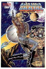 Battlestar Galactica: Starbuck #1(Maximum 1995)