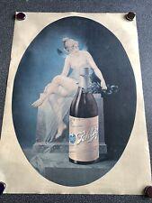 """Vintage Schlitz Beer poster 30""""x22"""""""