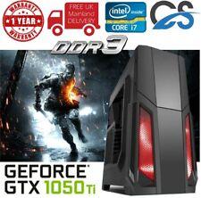 Ultra Rapide Pc Gaming Intel Core i7 2nd Génération 16GB Ram 1TB 240gb SSD 4gb
