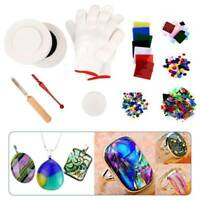 10x Microwave Kiln Kit For Fusing Glass Kiln - large kiln & 9 accessories kit
