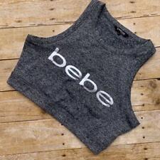 Bebe Sport Logo Bra Size XL